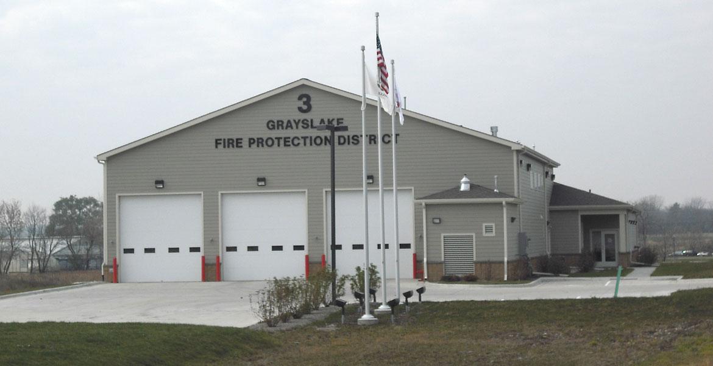 Grayslake Fire Station